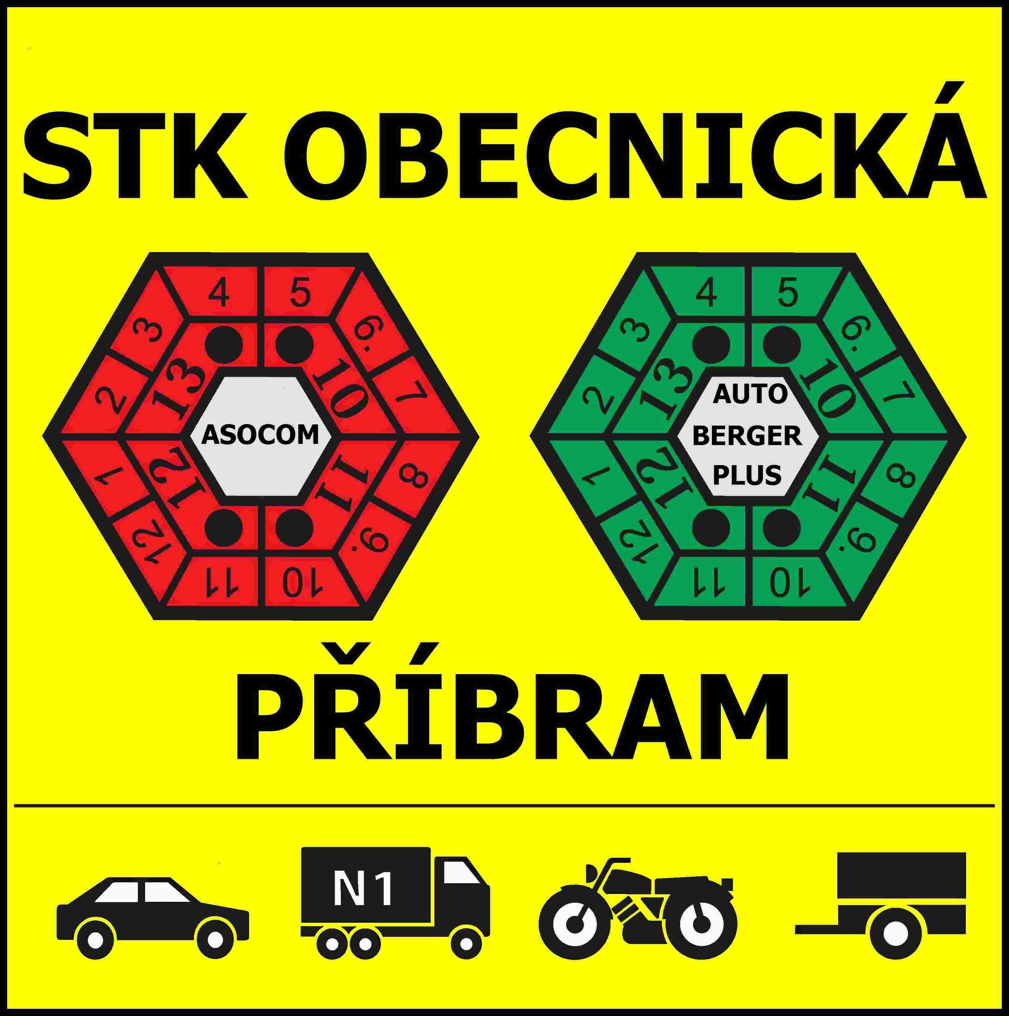 STK Obecnická - Příbram
